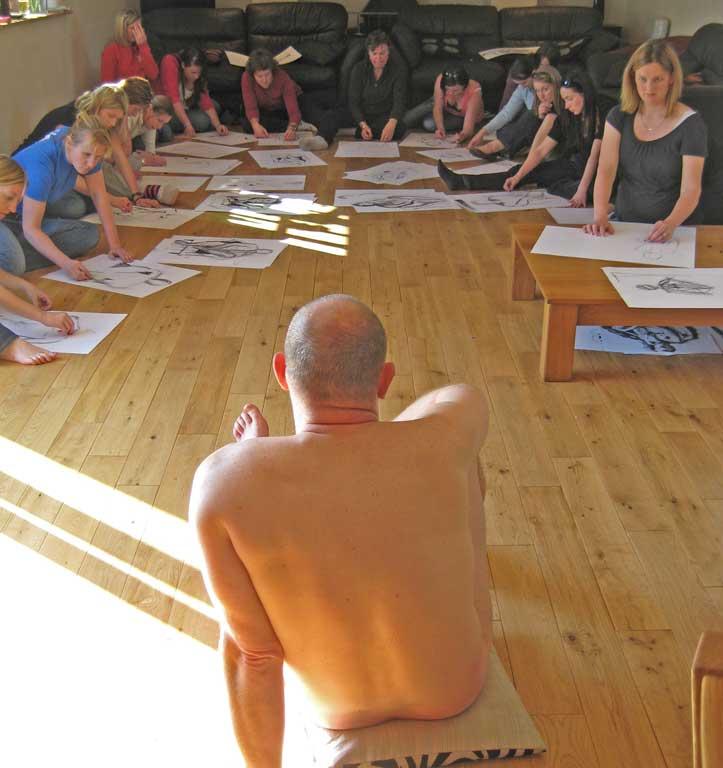 naturist massage derbyshire